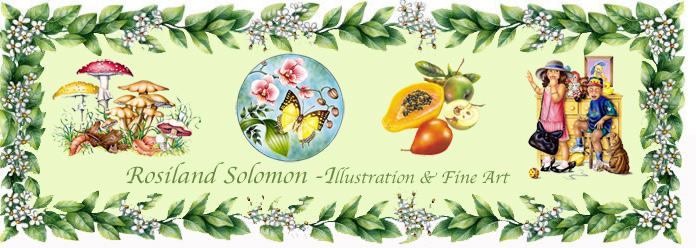 Thak you for visiting R Solomon Illustration Website